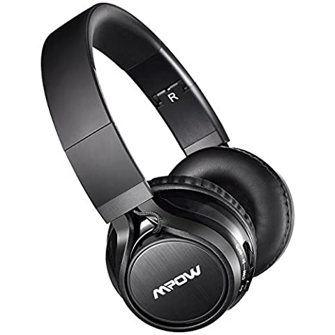 Mpow Foldable Bluetooth Over Ear Headphones Wireless Over the Head