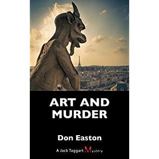 Art and Murder: A Jack Taggart Mystery (English Edition)