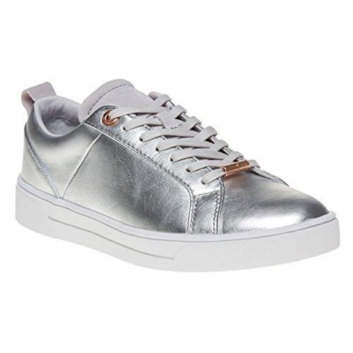 Ted Baker Kulei Donna Sneaker Metallico