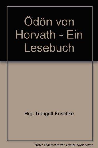 dn von Horvath - Ein Lesebuch