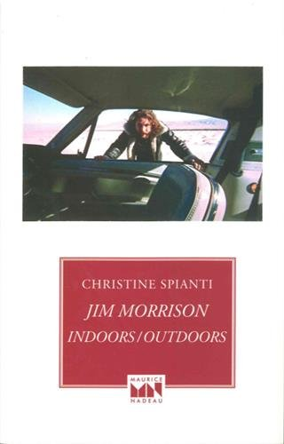 Jim Morrison : Indoors/Outdoors