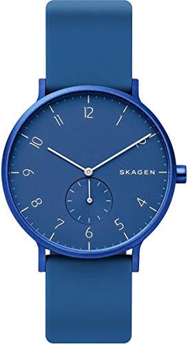 orologio solo tempo uomo Skagen Aaren casual cod. SKW6508