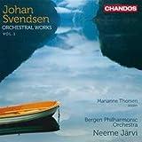 Svendsen: Orchestral Works Volume 1 (Chandos: CHAN 10693)