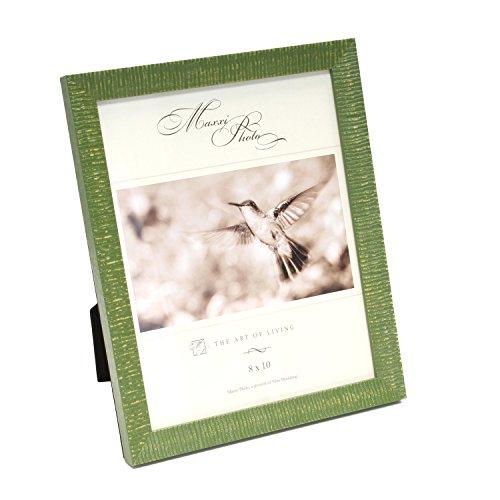 maxxi-designs-photo-frame-with-easel-back-4-x-6-green-havana
