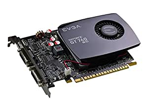 EVGA 02G-P4-2742-KR NVIDIA GeForce GT 740 2GB scheda video