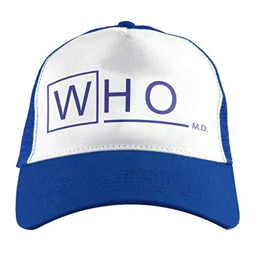 Doctor Who MD, Trucker Cap ()