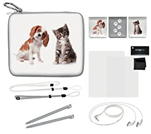 Bigben interactive animal pack d 39 accessoires console for Housse 2ds bigben