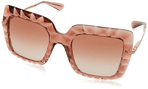 Dolce & Gabbana Damen 0DG6111 314813 51 Sonnenbrille, Pink/Pinkgradient