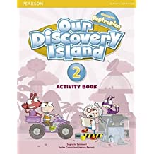 [(Our Discovery Island Level 2 Activity Book and CD-ROM (pupil) Pack)] [Author: Sagrario Salaberri] published on (January, 2012)