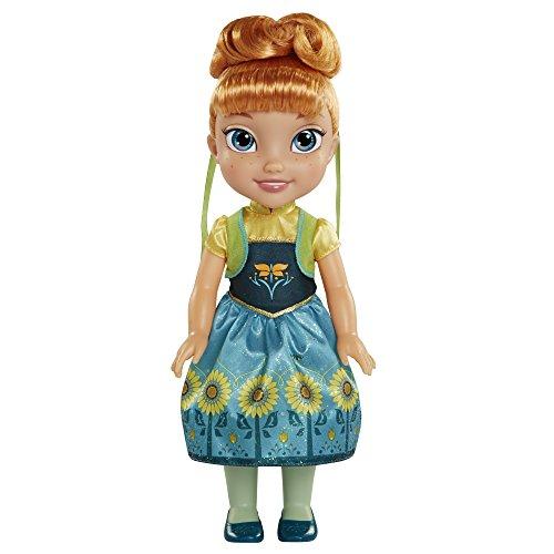Disney Frozen Fever Anna My First Kleinkind Puppe (Mehrfarbig)