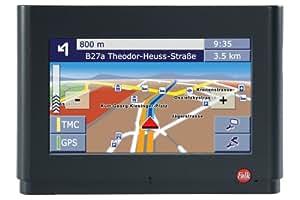 Falk N220L Europe Navigationssystem inkl. TMC (10,9 cm (4,3 Zoll) Display, Kartenmaterial West- und Osteuropa, Bluetooth)