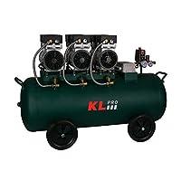 KLPRO KLK103S 3HP 100Lt 8Bar Sessiz Hava Kompresörü