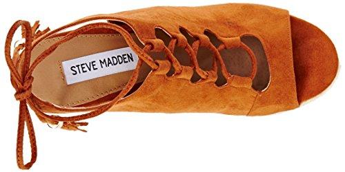 Steve Madden - Reporter, Sandali Donna Marrone (chestnut)