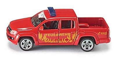 Siku 1467 - Feuerwehr-Pick-Up von SIKU