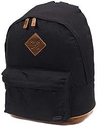 Oxbow - Sablon noir marron - Sac à dos collège - Noir - Taille Unique