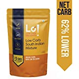 Lo! Low Carb Delights South Indian Mixture, Keto Friendly Namkeen, Healthy Snacks, 190 g