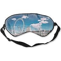 Schlafmaske für gute Nacht, London Eye Thames London England Augenschutz, weich und bequem, Augenbinde für vollständige... preisvergleich bei billige-tabletten.eu