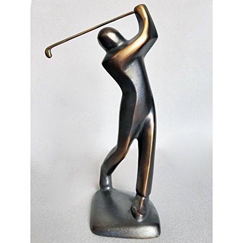 maison-accessoires-decoratifs-d-interieur-sculpture-golfeur-en-battant-bronze-19-cm-patines-et-polis
