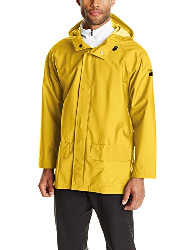Helly Hansen Mandal Jacket 70129 PVC Raincoat - 100% Waterproof