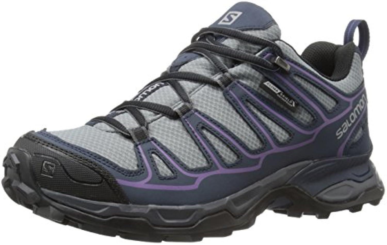 Salomon L38158500, Zapatillas de Senderismo para Mujer