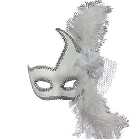 Venedig Palace Maske Halloween Kostüm Maske Halloween Maske Masquerade Requisiten (Venedig Karneval Kostüme Uk)