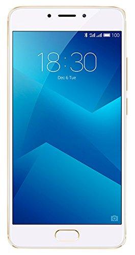 Meizu M5 Note - Smartphone de 5.5' (Octa-Core A53 1.8 GHz, memoria interna de 32 GB, 3 GB de RAM, HD 720p),...