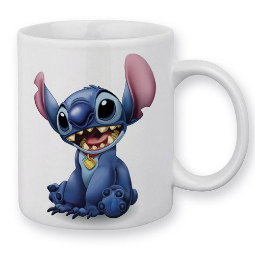 Mug Stitch (bleu) - Chamalow Shop