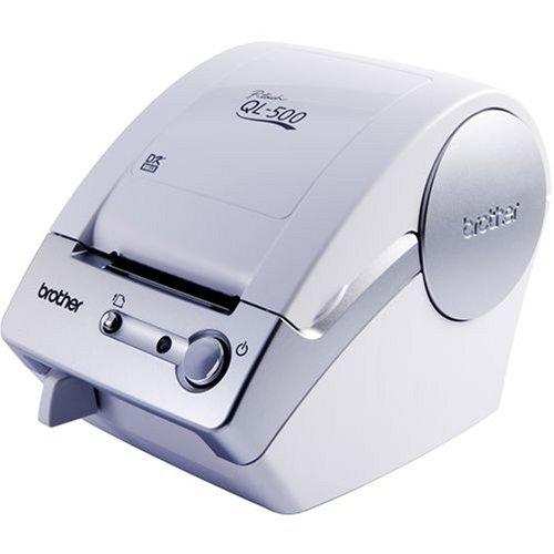 Brother QL-500 Térmica Directa - Impresora Etiquetas
