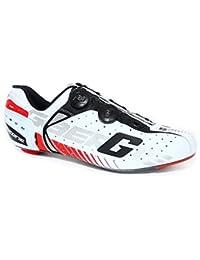 Gaerne G. Sincro+ Scarpe Road Ciclismo, Red - Rosso, 43