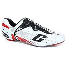 Gaerne Carbon G. Stilo+ Scarpe Road Ciclismo, Red - Rosso, 42.5