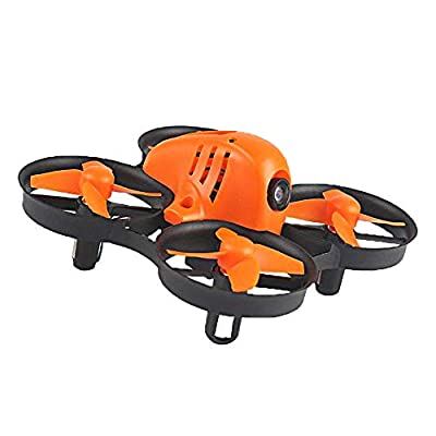 MakerStack Armor 65 Plus Micro FPV Racing Drone 65mm Whoop Quadcopter 7x16mm Motors F3 FC with XM Frsky Receiver BNF