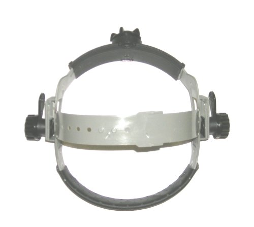 Hobart 770004 Welding Helmet Head Gear Only with Ratchet (Rat Hd Gr) by Hobart