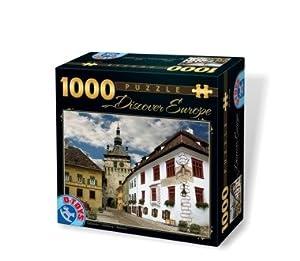 D-Toys - Rompecabezas, 1000 Piezas (DT65995-DE-02)