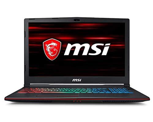 Preisvergleich Produktbild MSI 9S7-16P522-213 Notebook Gaming (Intel Core i7-8750H,  1000GB Festplatte,  8GB RAM,  GeForce GTX 1060,  Kein Betriebssystem) Schwarz