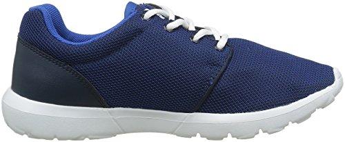 Le Coq Sportif Unisex-Kinder Dynacomf Gs Poke Sneakers Blau (Classic Blue/Dress BClassic Blue/Dress B)