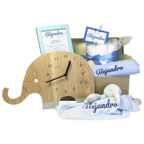 MabyBox Oh My Clock!   Canastilla bebé   Cesta Recién
