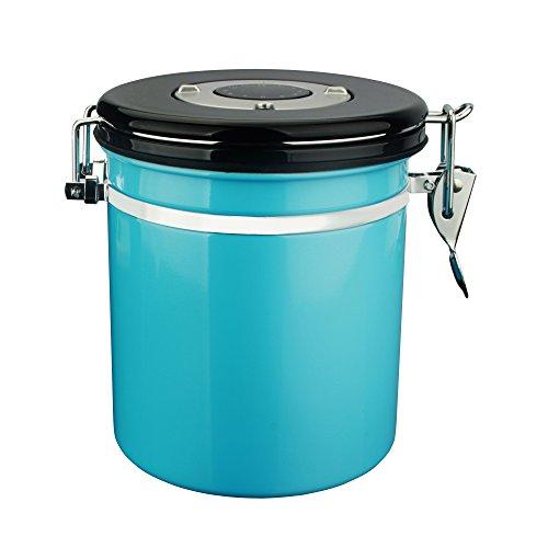 Ecolux Kaffeedose blau