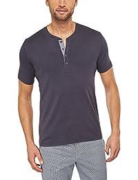Schiesser Shirt Kurzarm - Haut De Pyjama - Homme