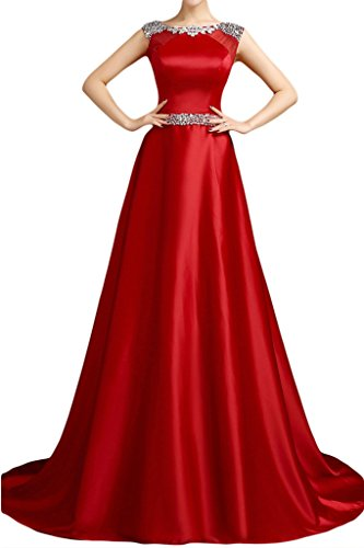 Gorgeous Bride - Robe - Femme Rouge (rosso)