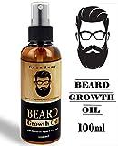 Best Hair Oils For Men - Grandeur Mooch And Beard Growth Oil For Men Review