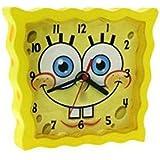 Spongebob Squarepants Analogue Yellow Wall Clock SBCLK01