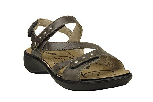 Chaussures de confort femme - ROMIKA - Taupe - 16070 - Millim Marron