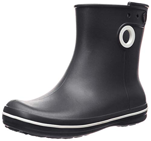 Crocs Women's Jaunt Shorty Boot, Black (Black), 7 UK 39/40 EU