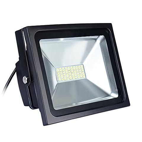 PryEU (30 Watts) Projecteur extérieur LED 20W 30W 50W, Lumières