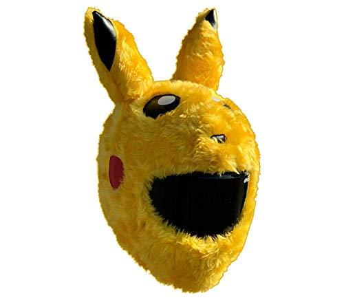 Pikachu Überzug für Motorradhelm
