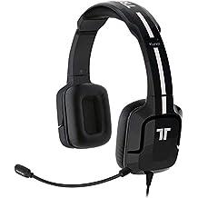 Tritton Kunai + Negro – Auriculares de Diadema Gaming con micrófono para ...