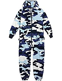 One Piece Jumpsuit Kids Camouflage, Conjunto de Ropa para Niñas