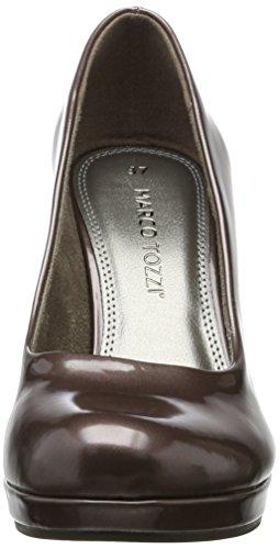 Marco Tozzi 22410, Scarpe con Tacco Donna Rosa (Mauve Metpat)