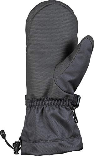 Nitro Snowboards Erwachsene Cn Mitt \'19 Snowboard Handschuh Winter Warm Wasserabweisend Ski Fäustling Gloves, Black, M