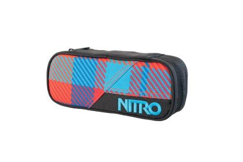 Nitro Snowboards Trousse 20 x 8 x 6 cm Multicolore Bleu/rouge/imprimé plaid